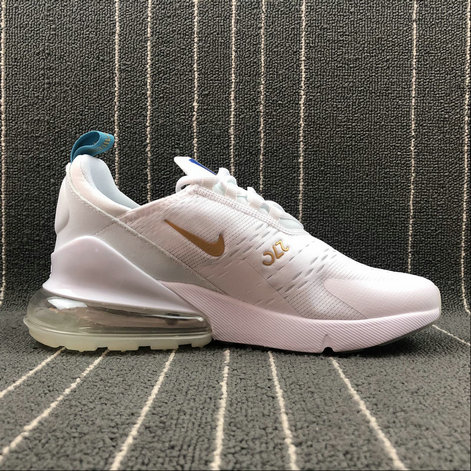 Wholesale Cheap NIKE AIR MAX 270 Flyknit AH8050 119 White