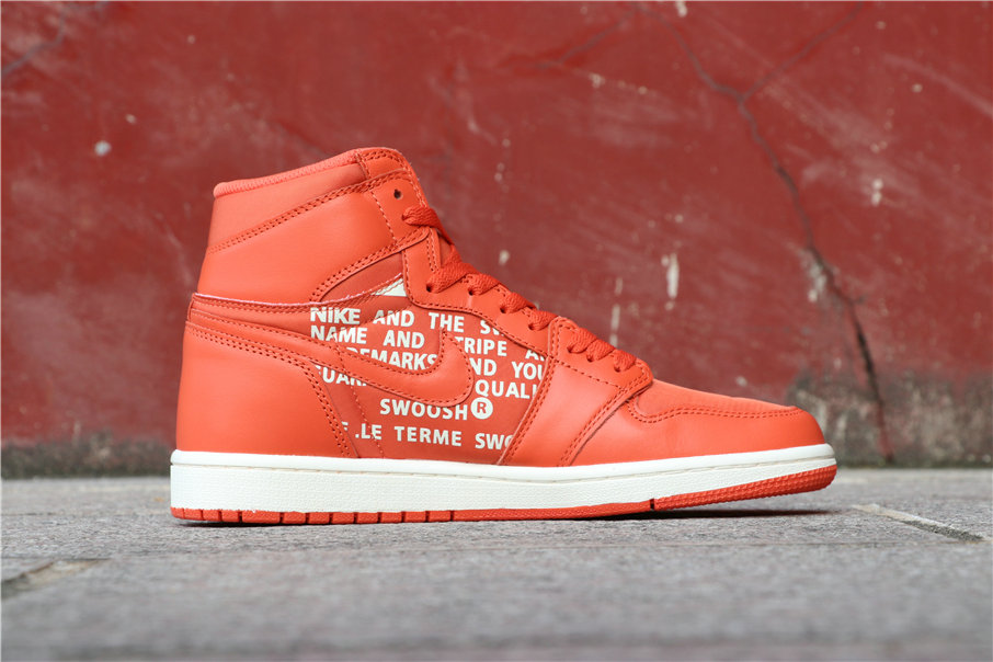 Wholesale Cheap Nike Air Jordan 1 High OG Vintage Coral 555088-800