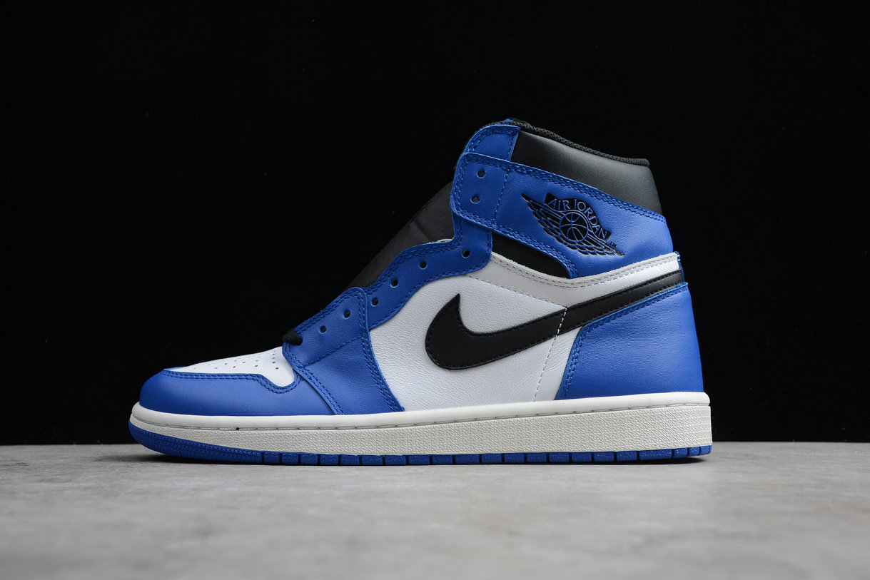 Wholesale Cheap Nike Air Jordan 1 Retro High OG 555088-403 Royal