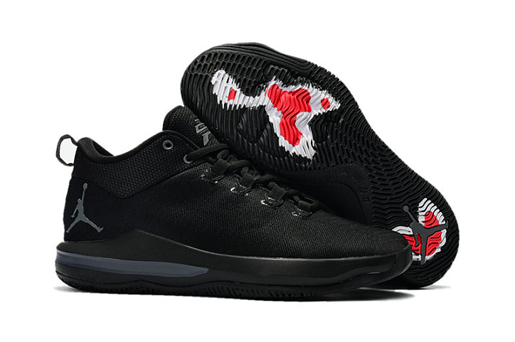 Cheap Wholesale Nike Air Jordan CP3 X Black Red