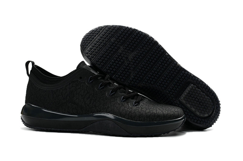 Cheap Wholesale Nike Air Jordan Trainer 1 Low Black