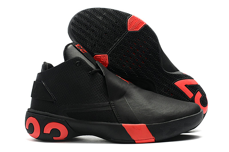 Wholesale Cheap Nike Air Jordan Ultra Fly 3 Black Red