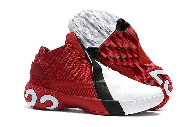 Wholesale Cheap Nike Air Jordan Ultra Fly 3 University Red White Black