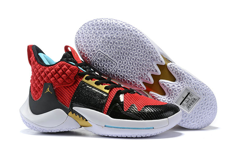 Wholesale Cheap Nike Air Jordan Why Not Zer0.2 Chinese New Years