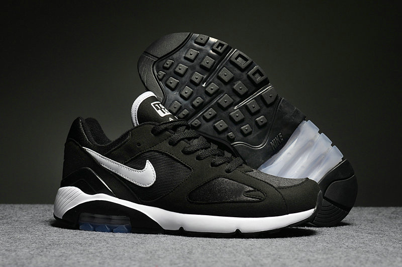 Cheap Nike Air Max 180 Mens Black White
