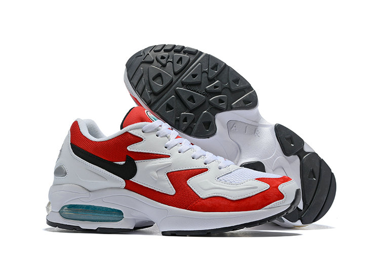 Wholesale Cheap Nike Air Max 2 Light Red White
