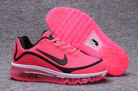 Cheap Wholesale Nike Air Max 2017 Nanometer Womens Pink Black White