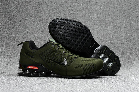 20e1f84dfccc Cheap Wholesale Nike Air Max 2018 Ultra Zoom Army Green Black Running Shoes