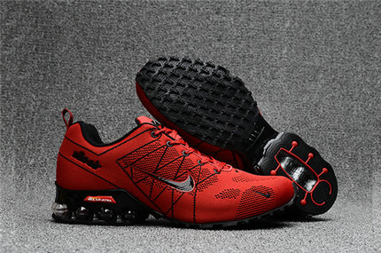 Cheap Wholesale Nike Air Max 2018 Ultra Zoom Red Black Running Shoes