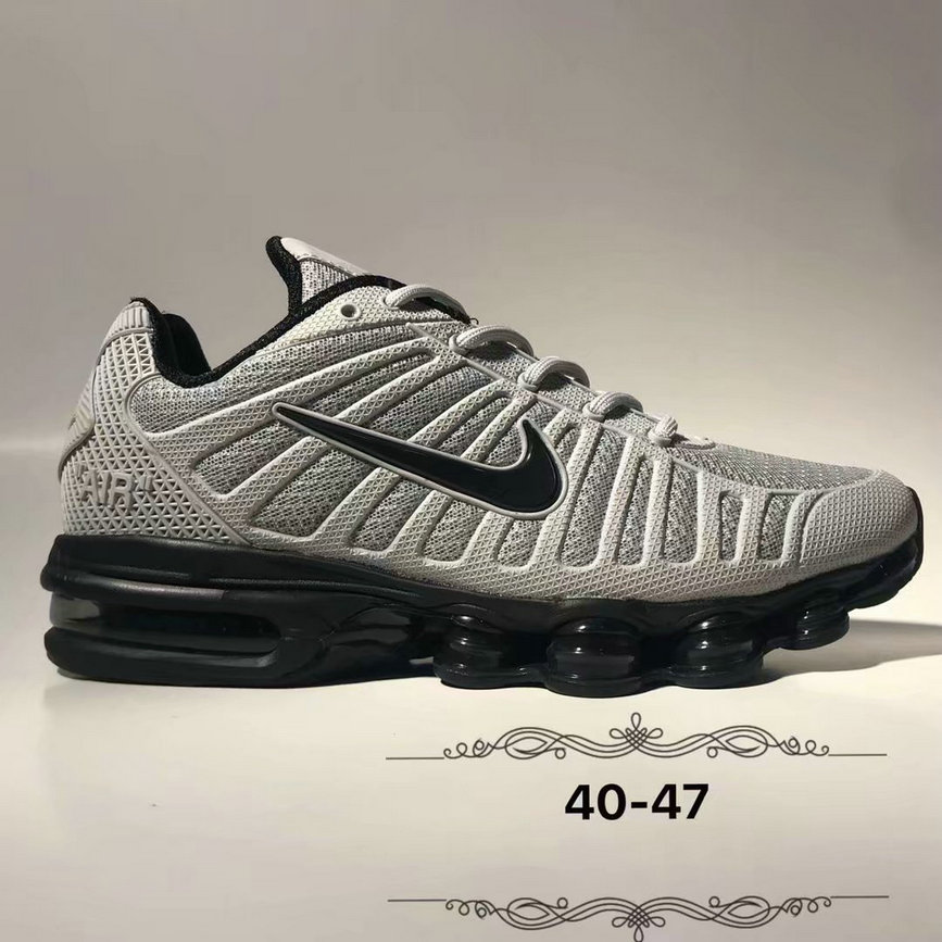 Wholesale Cheap Nike Air Max 2019 Cushion Mens Grey Black