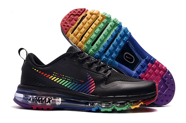 Cheap Nike Air Max 2020 Be True Black Multicolor
