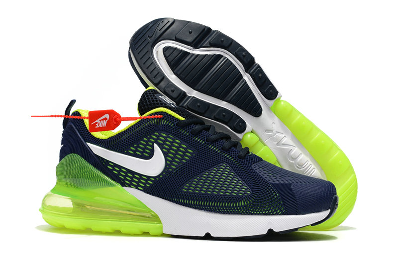Wholesale Cheap Nike Air Max 270 Running Shoes Rubber Label