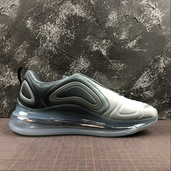 Wholesale Cheap Nike Air Max 720 Anthracite Black Mtllc SLV Noir Argent AO2924-002