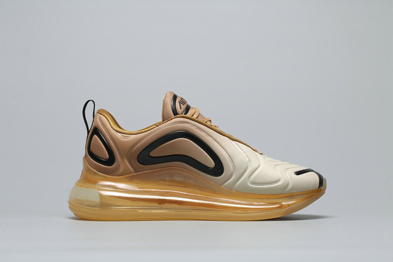 Wholesale Cheap Nike Air Max 720 Champagne Gold Gradient Champagne A02924-700