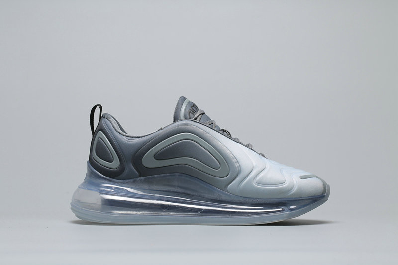 Wholesale Cheap Nike Air Max 720 Light Grey Gradual Change Grain A02924-002