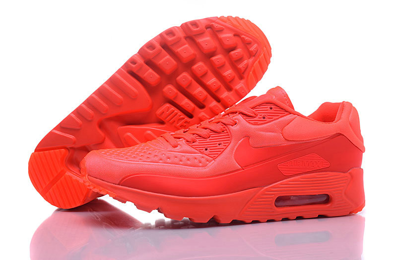Cheap Wholesale Nike Air Max 90 Ultra SE Red Orange