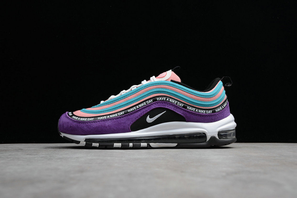 Wholesale Cheap Nike Air Max 97 ND BQ9130-400 Storm Green White Aluminum Black Tempete Green Blanc Noir