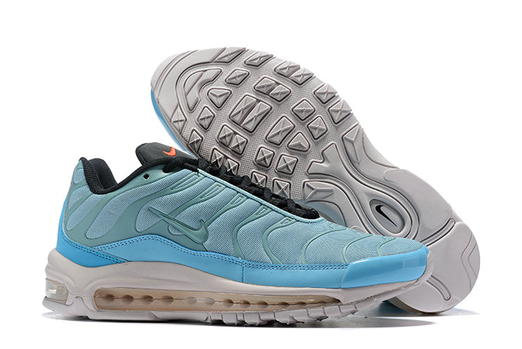 Wholesale Cheap Nike Air Max 97 Plus Max TN Light Blue White