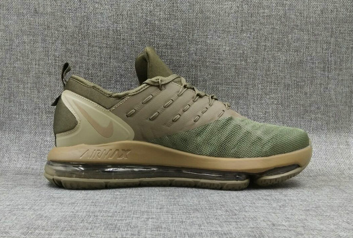 Cheap Wholesale Nike Air Max DLX Army Green Running Shoes