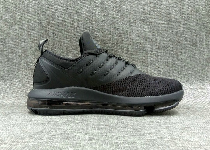 Cheap Wholesale Nike Air Max DLX Charcoal Gray Black