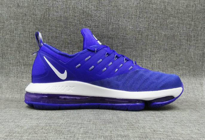 Cheap Wholesale Nike Air Max DLX Royal Blue White Running Shoes