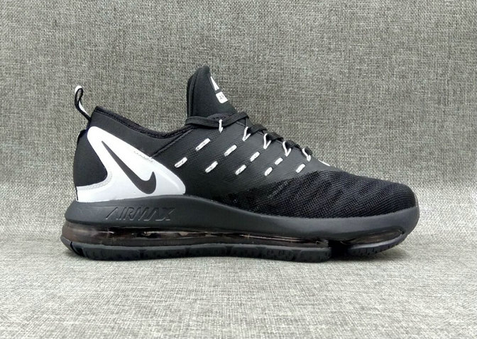 Cheap Wholesale Nike Air Max DLX White Black Running Shoes