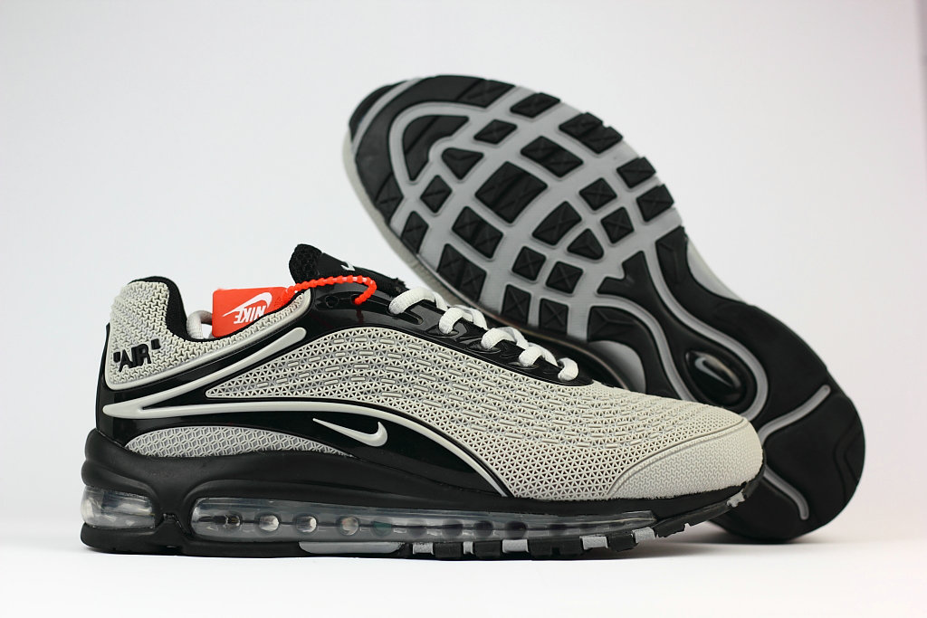 Wholesale Cheap Nike Air Max Deluxe 2019 Grey Black Running Shoes