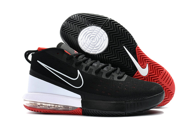Cheap Wholesale Nike Air Max Dominate Black White Red