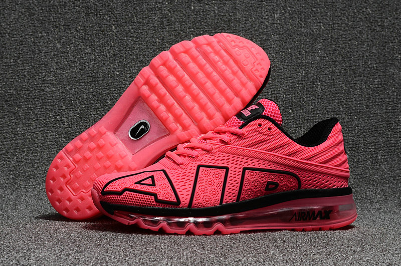 Cheap Wholesale Nike Air Max Flair 2017 Womens Pink Black Sporting