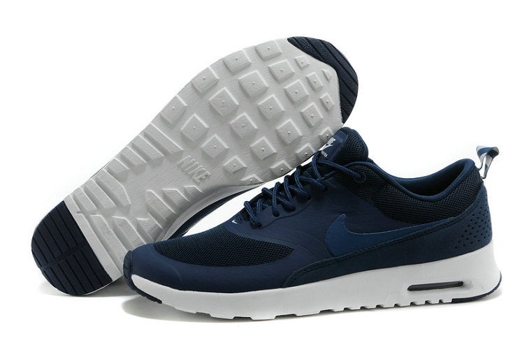 Cheap Wholesale Nike Air Max Thea Navy Blue