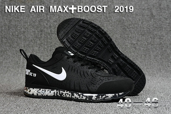 Wholesale Cheap Nike Air Max UL 19 Boost 2019 White-Black