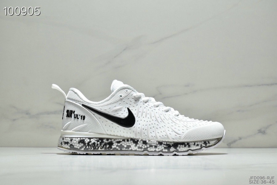 Wholesale Cheap Nike Air Max UL 19 Boost 2019 Womens White Black