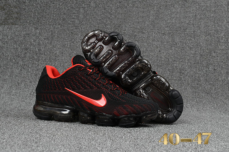 Cheap Wholesale Nike Air Maxs 2018 Red Black