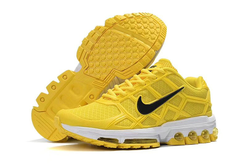 Wholesale Cheap Nike Air Maxs 2019 Mens Black Yellow White