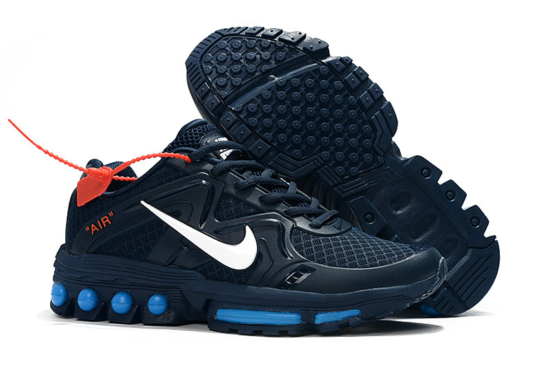 Wholesale Cheap Nike Air Maxs 2019 Mens Navy Blue Red Royal