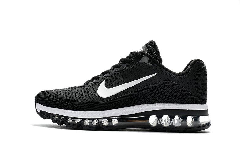 Cheap Wholesale Nike Air Maxs Womens White Black