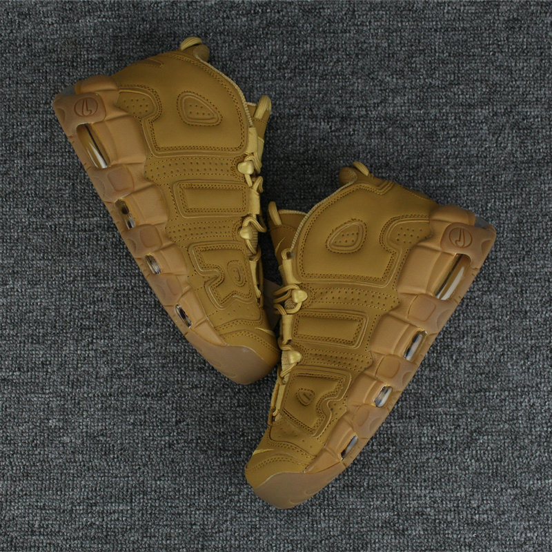 Cheap Wholesale Nike Air More Uptempo Flax Coming This Fall