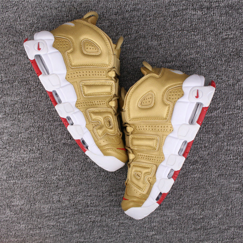 Cheap Wholesale Nike Air More Uptempo Gets a 24k Colorway