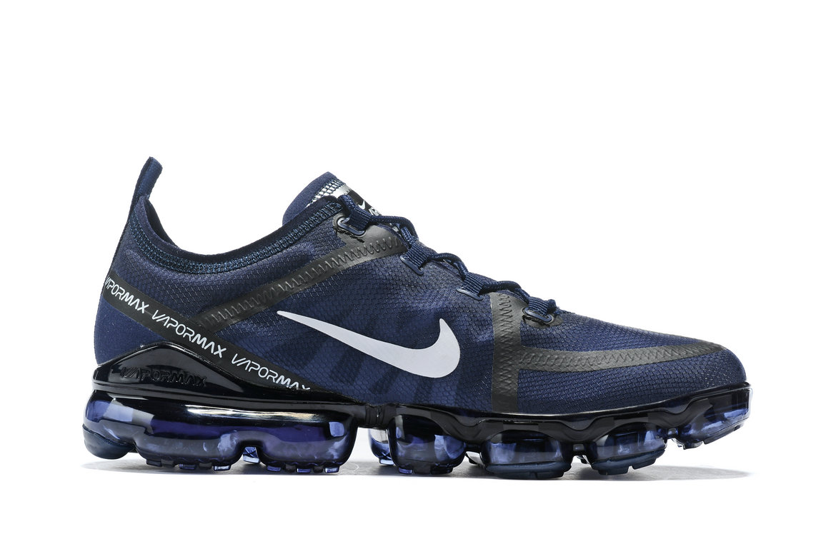 Wholesale Cheap Nike Air VaporMax 2019 Premium Royal Black White