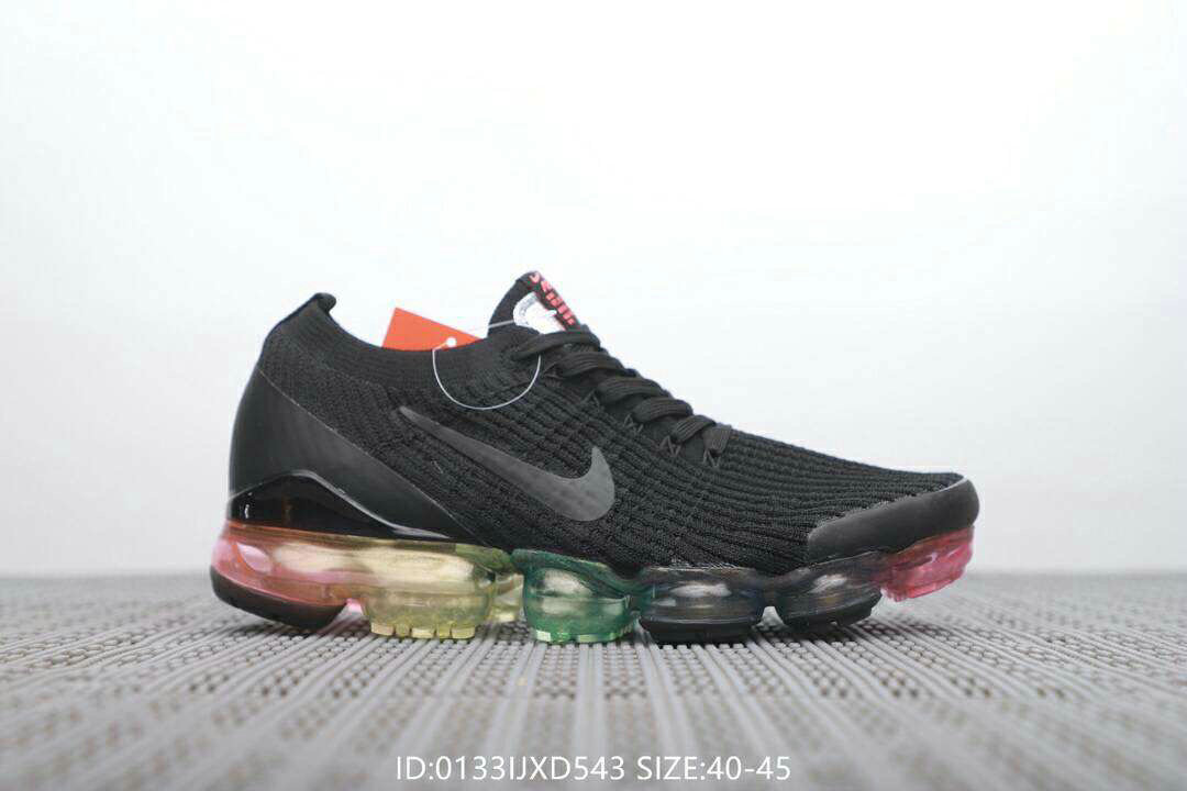 Wholesale Cheap Nike Air VaporMax 3.0 Black Colorful AJ6900-212