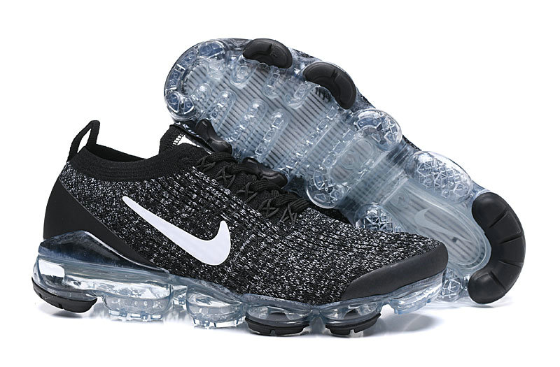 Wholesale Cheap Nike Air VaporMax 3.0 Black White Grey Noir AJ6900-212