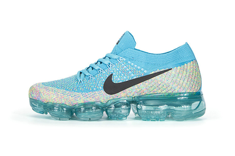 Cheap Wholesale Nike Air VaporMax Colorways For Womens Blue Black Pink