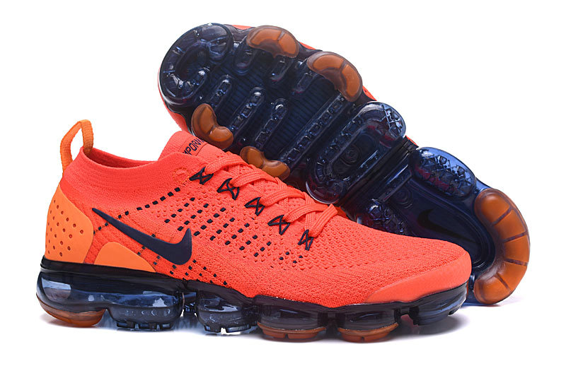 Wholesale Cheap Nike Air VaporMax Flyknit 2 Team Red Obsidian 942842 106