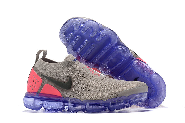Wholesale Cheap Nike Air VaporMax Flyknit 2.0  Shoes Red Grey Purple