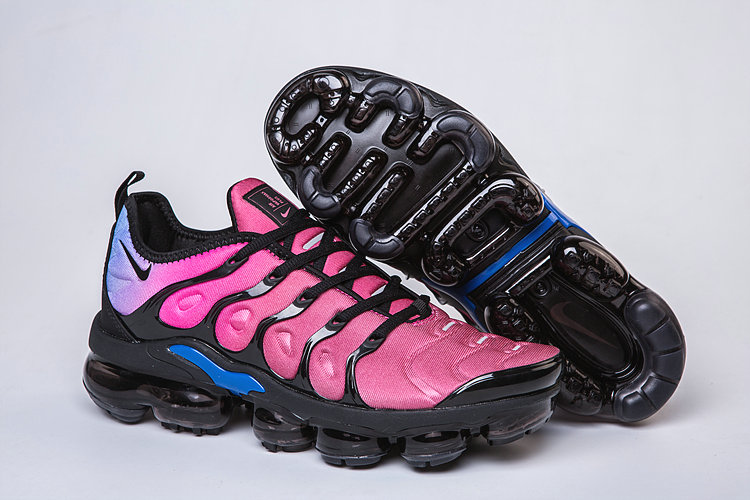 75ad10a9edd7 Cheap Wholesale Nike Air VaporMax Plus Purple Black Blue Fashion Sneakers