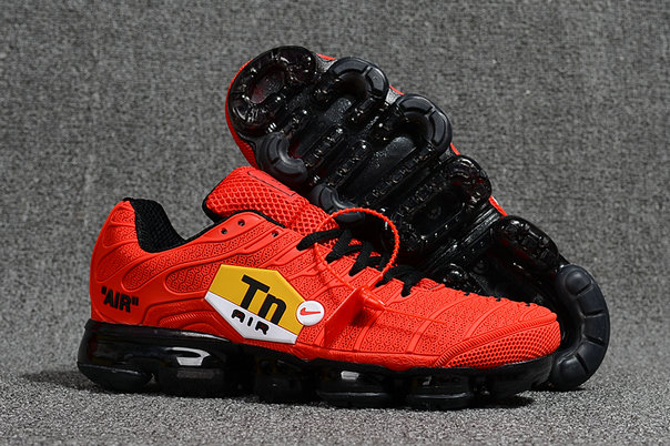 Cheap Wholesale Nike Air VaporMax Plus TN Ultra University Red Black ... 5131a9471