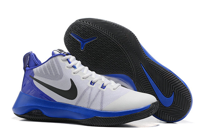Cheap Wholesale Nike Air Versatile 2017 Blue White Black