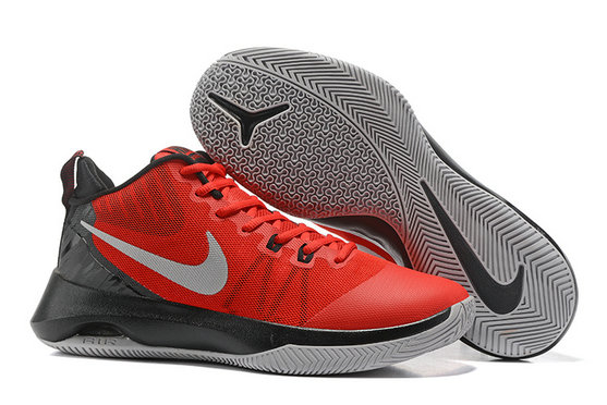 Cheap Wholesale Nike Air Versatile 2017 Red Black Grey White