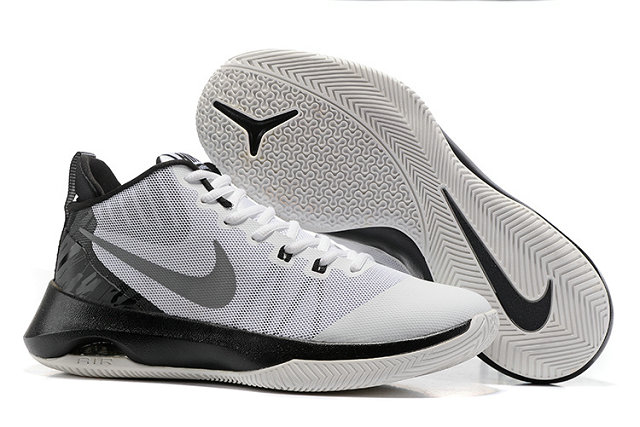 Cheap Wholesale Nike Air Versatile 2017 White Grey Black