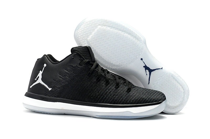 Cheap Wholesale Nike AirJordan 31 Low Black Cat